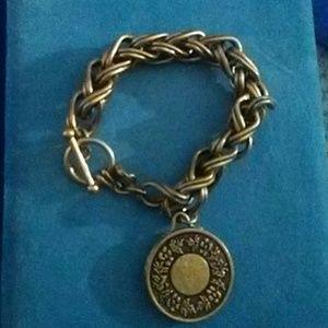 Loft Chunky Charm Bracelet